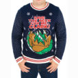 Save The Neck For Me, Clark! Christmas Vacation Ugly Turkey Sweater