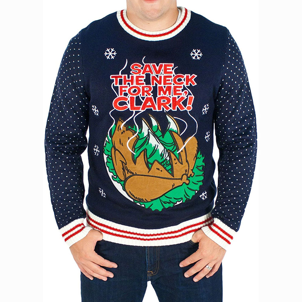 Save The Neck For Me, Clark! Christmas Vacation Ugly Turkey ...