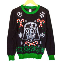 Star Wars Darth Vader Tacky Ugly Christmas Sweater