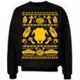 Ugly Christmas Sweater Style Design Thanksgiving Sweatshirt