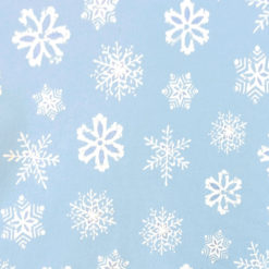 Falling Snowflakes Tacky Ugly Christmas Turtleneck