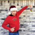 Official Mistletoe Tester Vintage Ugly Christmas Sweatshirt